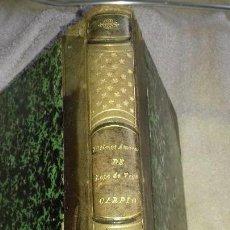 Libros antiguos: ANTIGUO LIBRO ULTIMOS AMORES DE LOPE DE VEGA CAPRIO.1876.DE LIBRERIA LA PROPAGANDA LITERARIA.HABANA.. Lote 154382106