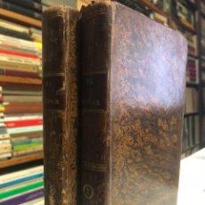 Libros antiguos: EL ANTENOR. MONTEGÓN, PEDRO. MADRID: ANTONIO DE SANCHA, 1788. 2 TOMOS. PASTA ESPAÑOLA.. Lote 154392918
