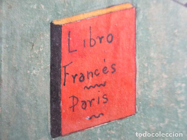 Libros antiguos: LE BAGAGE LITTERARIRE DE LA JEUNE FILLE (EN FRANCES) - Foto 2 - 154432614
