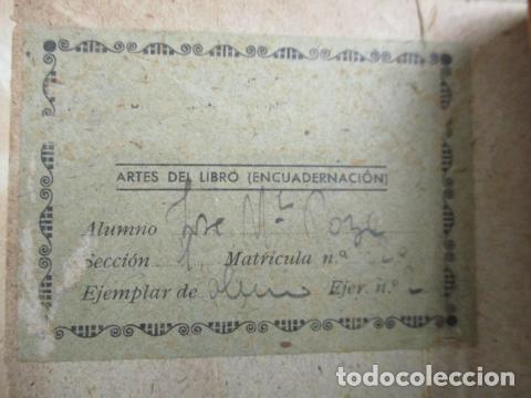 Libros antiguos: LE BAGAGE LITTERARIRE DE LA JEUNE FILLE (EN FRANCES) - Foto 7 - 154432614