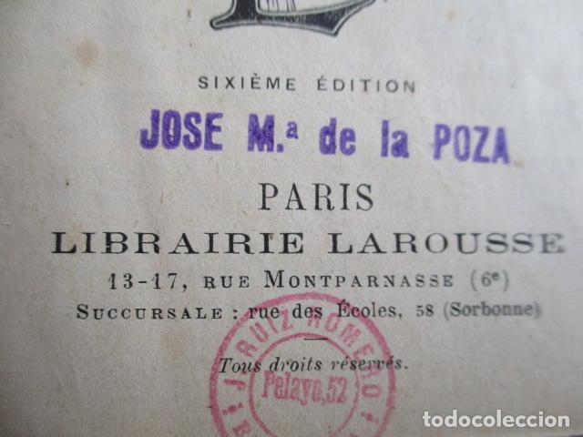 Libros antiguos: LE BAGAGE LITTERARIRE DE LA JEUNE FILLE (EN FRANCES) - Foto 11 - 154432614