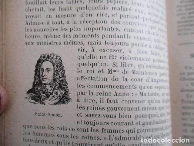 Libros antiguos: LE BAGAGE LITTERARIRE DE LA JEUNE FILLE (EN FRANCES) - Foto 14 - 154432614