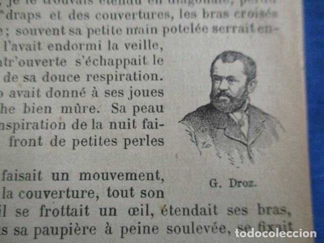 Libros antiguos: LE BAGAGE LITTERARIRE DE LA JEUNE FILLE (EN FRANCES) - Foto 16 - 154432614