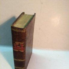 Libros antiguos: INSTRUCCIÓN DE INFANTERÍA. RECOPILACIÓN DE PENAS MILITARES (1834). Lote 154446602