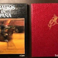 Libros antiguos: CABALLOS EN ESPAÑA(26€). Lote 154476874