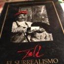 Libros antiguos: LIBRO DALI EL SURREALISMO. Lote 161316429