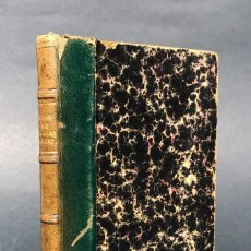 Libros antiguos: 1910 - ESSAIS DES PRINCIPALES SUBSTANCES ALIMENTAIRES - ABSENTA - CERVEZA - CAFE - CACAO. Lote 154620074