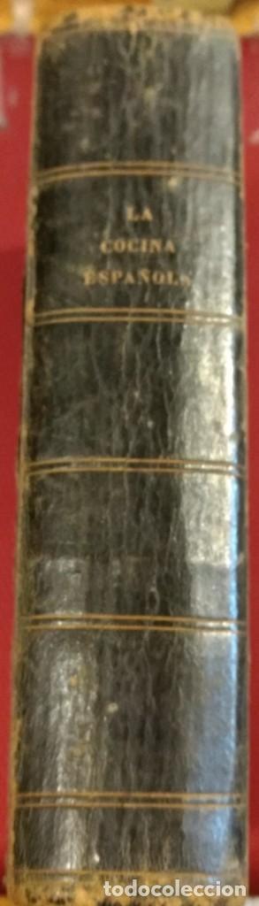 Libros antiguos: LIBRO DE LAS FAMILIAS NOVISIMO MANUAL PRACTICO DE COCINA ESPAÑOLA ,FRANCESA Y AMERICANA - Foto 2 - 154621942
