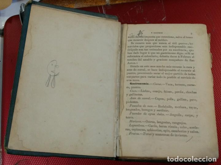 Libros antiguos: LIBRO DE LAS FAMILIAS NOVISIMO MANUAL PRACTICO DE COCINA ESPAÑOLA ,FRANCESA Y AMERICANA - Foto 3 - 154621942