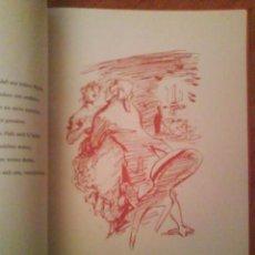 Libros antiguos: 1959 - DAS TAGEBUCH - JOHAN WOLFGANG GOETHE / CON OCHO ILUSTRACIONES DE RUDOLF KHRIESCH. Lote 154654622