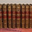 Libros antiguos: EPÌSODIOS NACIONALES DE BENITO PEREZ GALDÓS CON EXLIBRIS DEL AUTOR EN 23 TOMOS. Lote 154699398
