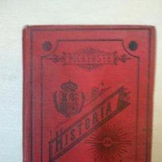 Libros antiguos: COMPENDIO HISTORIA DE ESPAÑA FELIPE PICATOSTE SUCESORES HERNANDO . Lote 154712506