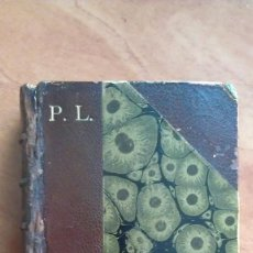 Libros antiguos: 1887 HISTOIRE DE MANON LESCAUT - L ABBÉ PRÉVOST / EDICIÓN MINIATURA. Lote 154742018