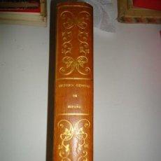 Libros antiguos: PADRE MARIANA. HISTORIA GENERAL DE ESPAÑA Y EL COMPLEMENTO HASTA 1848. EXCELENTE. Lote 154874982