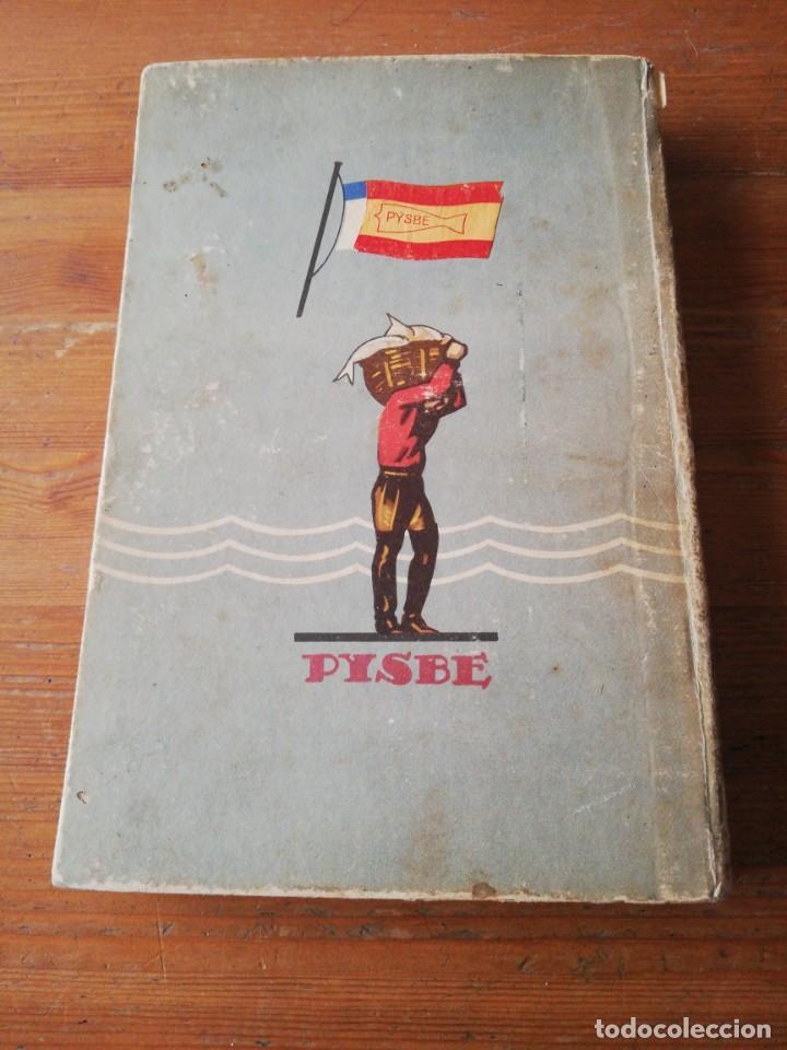 Libros antiguos: Recetas de Bacalao. Pysbe. Ilustraciones Penagos y Garmendia. - Foto 2 - 154925722