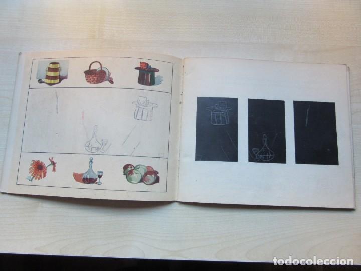 Libros antiguos: Libro de Dibujo Yo quiero pintar 2ª serie nº 4 Editor Saturnino Calleja 1936 - Foto 3 - 154970050