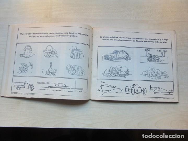 Libros antiguos: Libro de Dibujo Yo quiero pintar 2ª serie nº 4 Editor Saturnino Calleja 1936 - Foto 4 - 154970050