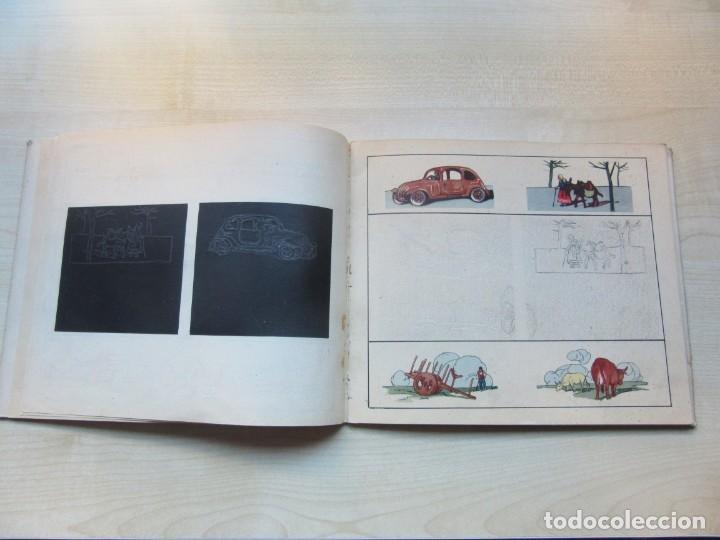 Libros antiguos: Libro de Dibujo Yo quiero pintar 2ª serie nº 4 Editor Saturnino Calleja 1936 - Foto 5 - 154970050