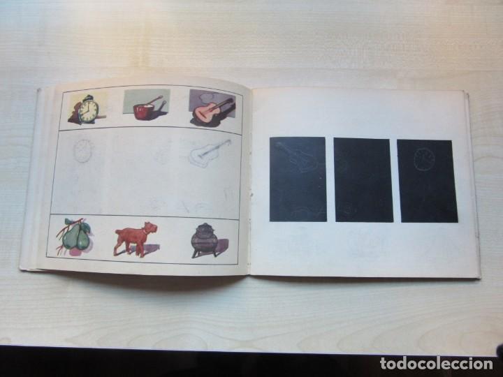 Libros antiguos: Libro de Dibujo Yo quiero pintar 2ª serie nº 4 Editor Saturnino Calleja 1936 - Foto 6 - 154970050
