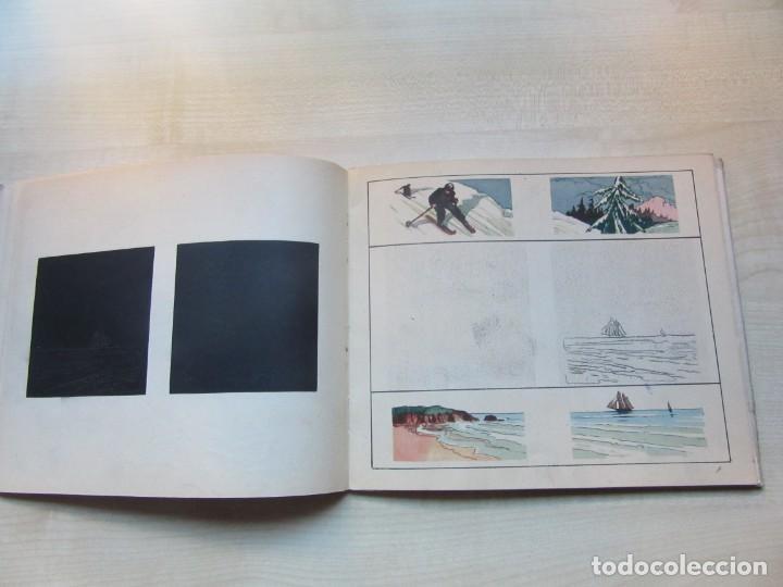 Libros antiguos: Libro de Dibujo Yo quiero pintar 2ª serie nº 4 Editor Saturnino Calleja 1936 - Foto 8 - 154970050