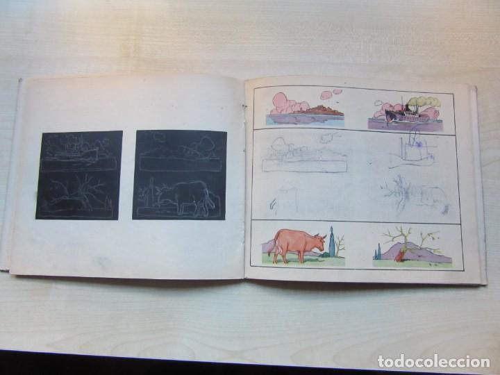 Libros antiguos: Libro de Dibujo Yo quiero pintar 2ª serie nº 4 Editor Saturnino Calleja 1936 - Foto 10 - 154970050