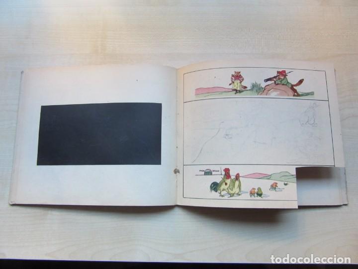 Libros antiguos: Libro de Dibujo Yo quiero pintar 2ª serie nº 4 Editor Saturnino Calleja 1936 - Foto 12 - 154970050