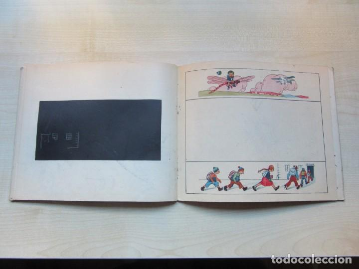 Libros antiguos: Libro de Dibujo Yo quiero pintar 2ª serie nº 4 Editor Saturnino Calleja 1936 - Foto 14 - 154970050