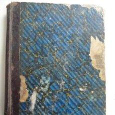 Libros antiguos: LIBRO ANTIGUO DE COCINA MANUSCRITO. RECETAS. . Lote 155073270
