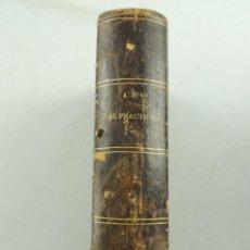Libros antiguos: LIBRO EL PRACTICION TRATADO COMPLETO DE COCINA POR ANGEL MURO EDITORES HIJOS DE MIGUEL. Lote 155102586