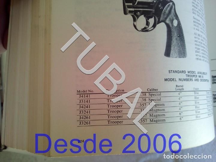 Libros antiguos: TUBAL CAZA CINEGETICA GUNS ILLUSTRATED 1970 - Foto 3 - 155137110