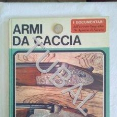 Libros antiguos: TUBAL CAZA CINEGETICA ARMAS DE CAZA. Lote 155137446