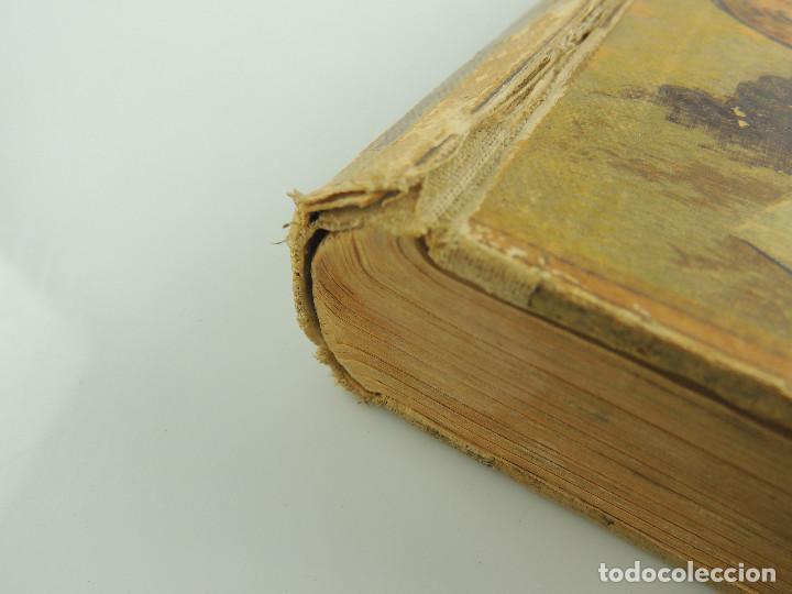 Alte Bücher: LOS ULTIMOS DIAS DE POMPEYA POR EDWARD GEORGE BULWER LYTTON EDITORIAL SATURNINO CALLEJA FERNANDEZ - Foto 15 - 155138150