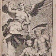 Libros antiguos: VITAE EXCELLENTIUM IMPERATORUM. CORNELIO NEPOTE. AMSTELAEDAMI, APUD J. WETSTENIUM, 1745 . Lote 155149722