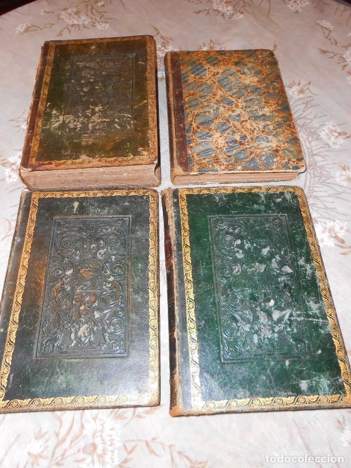 VIDA MILITAR Y POLÍTICA DE ESPARTERO. AÑO 1844 3 TOMOS MÁS APÉNDICE. (Libros Antiguos, Raros y Curiosos - Historia - Otros)