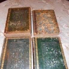 Libros antiguos: VIDA MILITAR Y POLÍTICA DE ESPARTERO. AÑO 1844 3 TOMOS MÁS APÉNDICE.. Lote 155245210