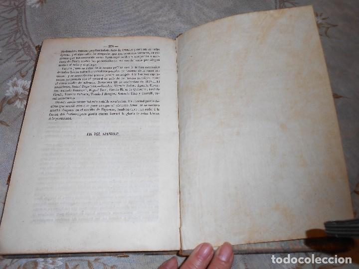 Libros antiguos: vida militar y política de espartero. Año 1844 3 tomos más apéndice. - Foto 18 - 155245210