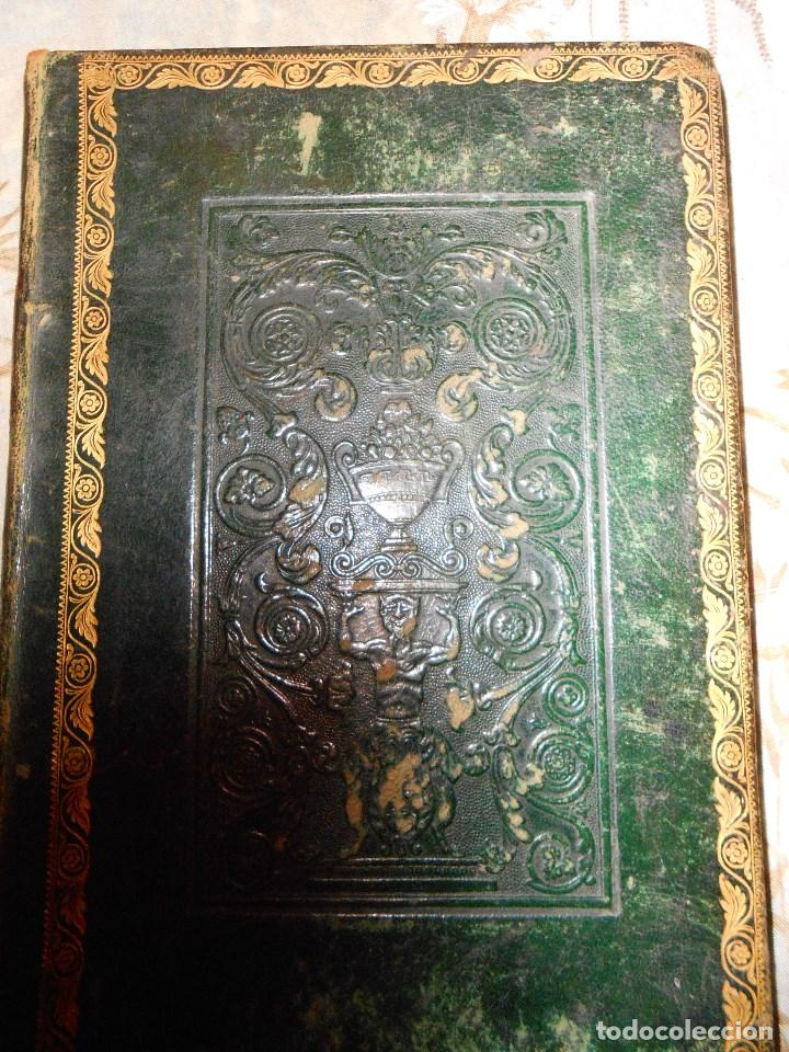 Libros antiguos: vida militar y política de espartero. Año 1844 3 tomos más apéndice. - Foto 21 - 155245210