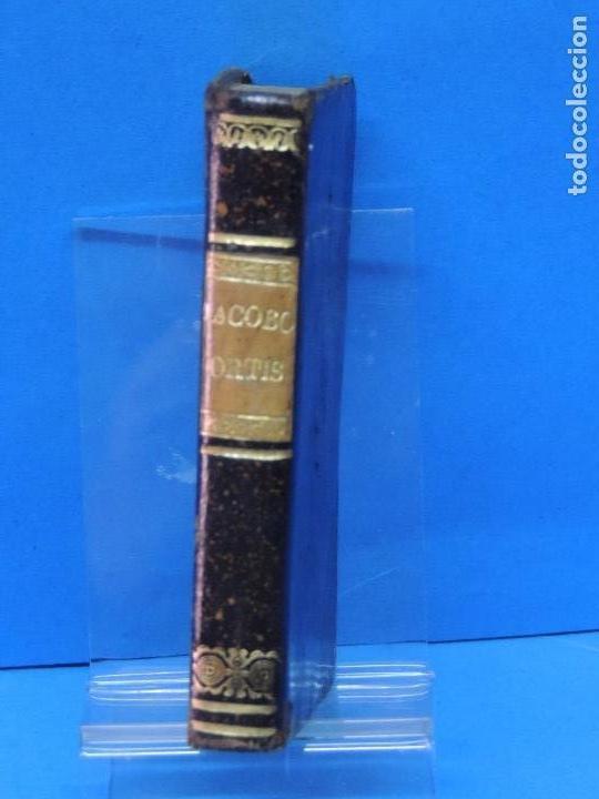 ULTIMAS CARTAS DE JACOBO ORTIS ( JACOPO ORTIS).- (HUGO TOSCOLO) UGO FÓSCOLO (Libros antiguos (hasta 1936), raros y curiosos - Literatura - Narrativa - Otros)