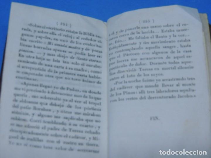 Libros antiguos: ULTIMAS CARTAS DE JACOBO ORTIS ( JACOPO ORTIS).- (HUGO TOSCOLO) UGO FÓSCOLO - Foto 5 - 155250502