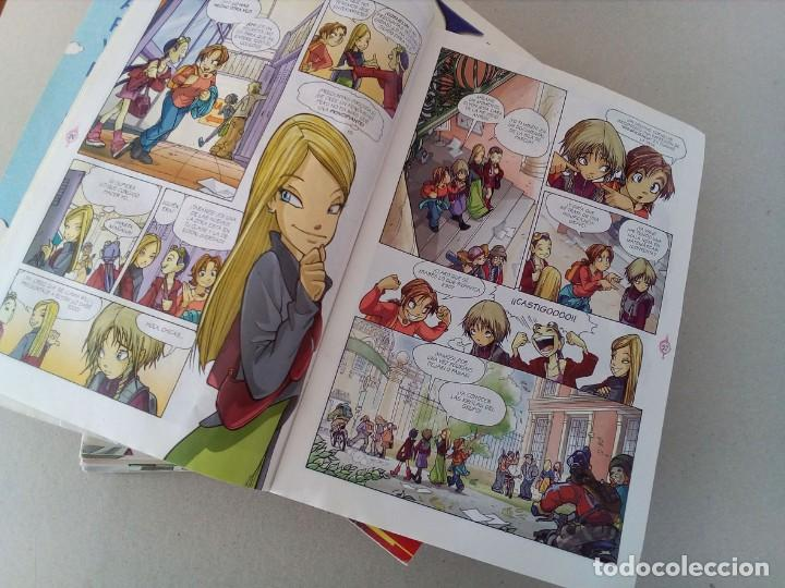 Libros antiguos: COLECCION DE 19 REVISTAS WITCH. NUMERO 1 INCLUIDO. - Foto 2 - 176220329