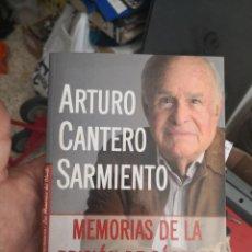 Libros antiguos: MEMORIAS DE LA PRISIÓN DE CÁCERES - ARTURO CANTERO SARMIENTO - CCPC. Lote 155352310