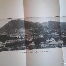 Libros antiguos: LA VILLA DE MARQUINA MONOGRAFÍA HISTÓRICA1927-IMP. DE ECHEGUREN Y ZULAICA-BILBAO---1 VOL.-303 PP.. Lote 155358422