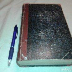 Libros antiguos: FORMULAIRE DESCONSULATS 1847, EN FRANCES. Lote 155422626