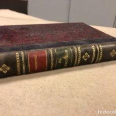 Libros antiguos: EL LENGUAJE (INTRODUCCIÓN LINGÜÍSTICA A LA HISTORIA). J. VENDRYES. EDITORIAL CERVANTES 1925.. Lote 155476982
