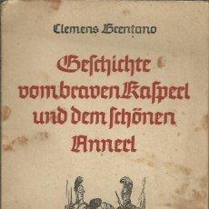 Libros antiguos: BRENTANO, CLEMENT. RECLAM. 55 PÁG.. Lote 155496370
