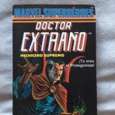 Libros antiguos: DOCTOR EXTRAÑO: VIAJE POR SEIS DIMENSIONES.. Lote 155503226