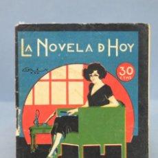 Libros antiguos: 1925.- AMAR Y... MORIR. RAFAEL LOPEZ DE HARO. Lote 155510918