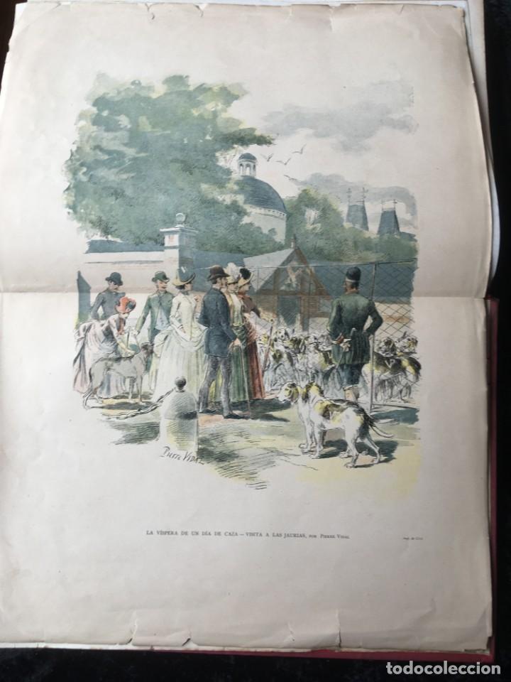 Libros antiguos: LA CAZA EN TODOS LOS PAISES Y A TRAVES DE LOS SIGLOS - CAMPWELL - 1886 - MUY ILUSTRADO - 4 TOMOS - Foto 4 - 155512942