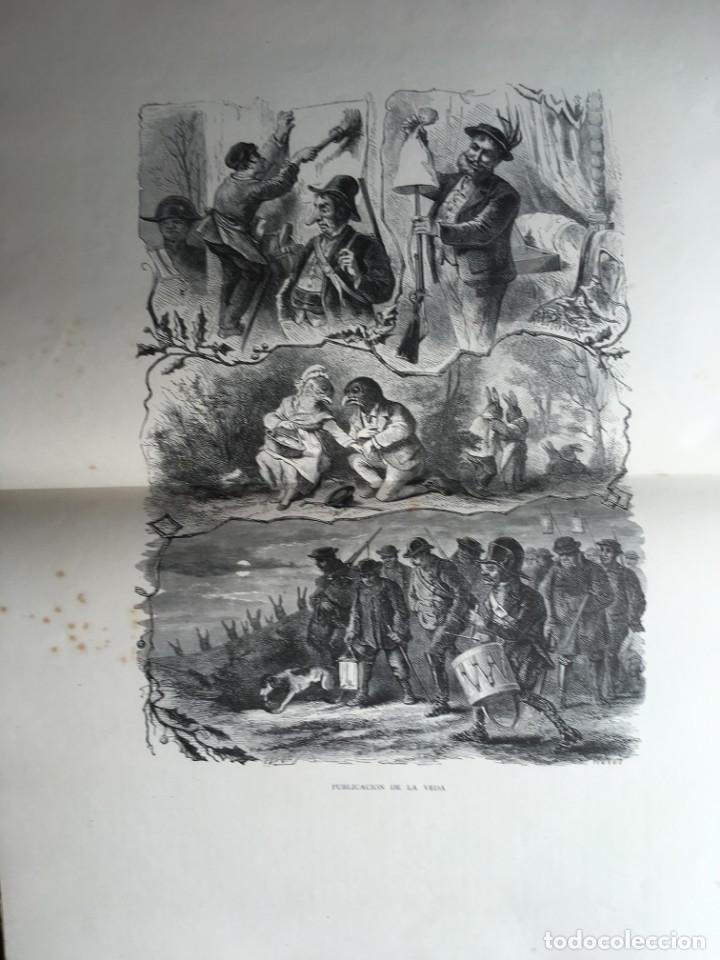 Libros antiguos: LA CAZA EN TODOS LOS PAISES Y A TRAVES DE LOS SIGLOS - CAMPWELL - 1886 - MUY ILUSTRADO - 4 TOMOS - Foto 12 - 155512942