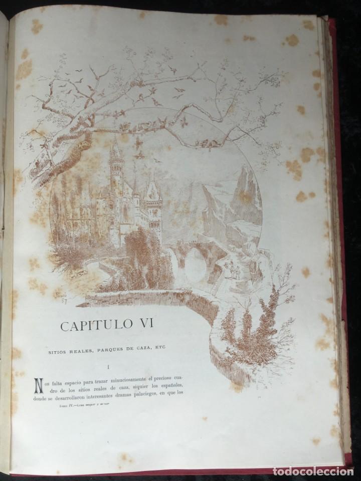Libros antiguos: LA CAZA EN TODOS LOS PAISES Y A TRAVES DE LOS SIGLOS - CAMPWELL - 1886 - MUY ILUSTRADO - 4 TOMOS - Foto 18 - 155512942